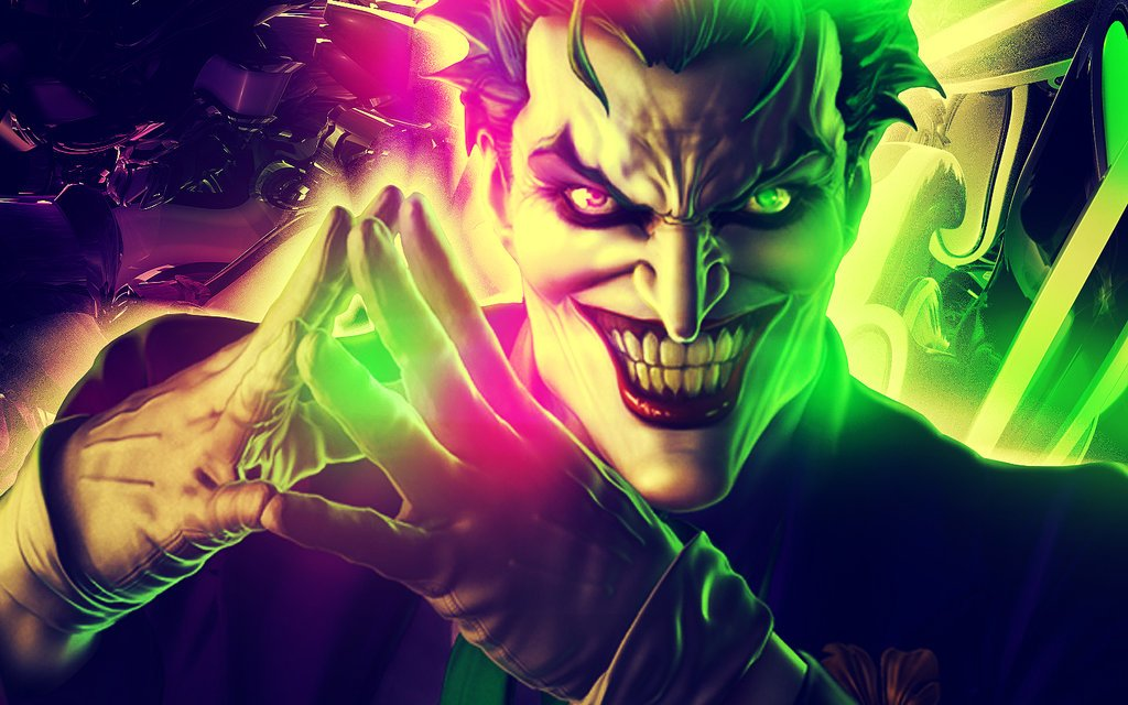 Joker 3d Wallpaper Wallpapersafari