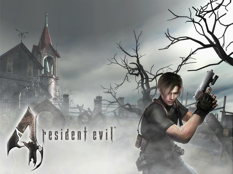 Resident Evil Wallpapers Wallpapers 800x600