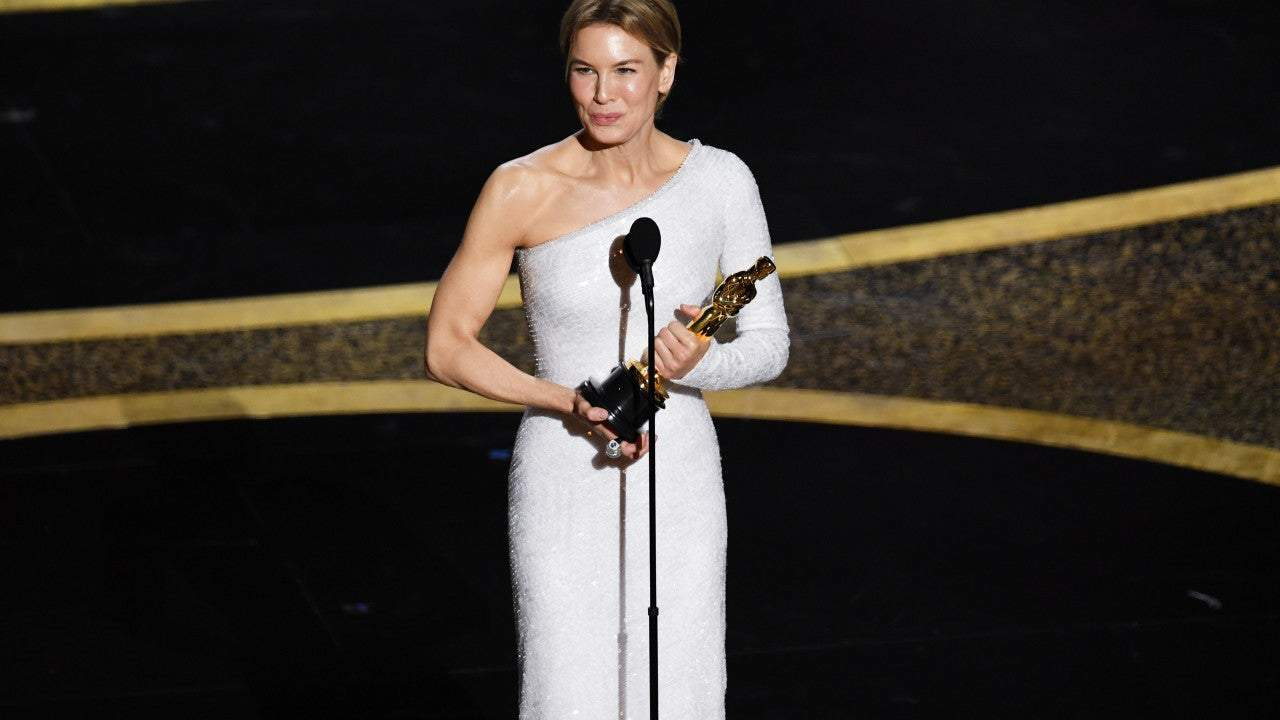 Rene Zellweger Honors Judy Garland With Best Actress Oscar Win 1280x720