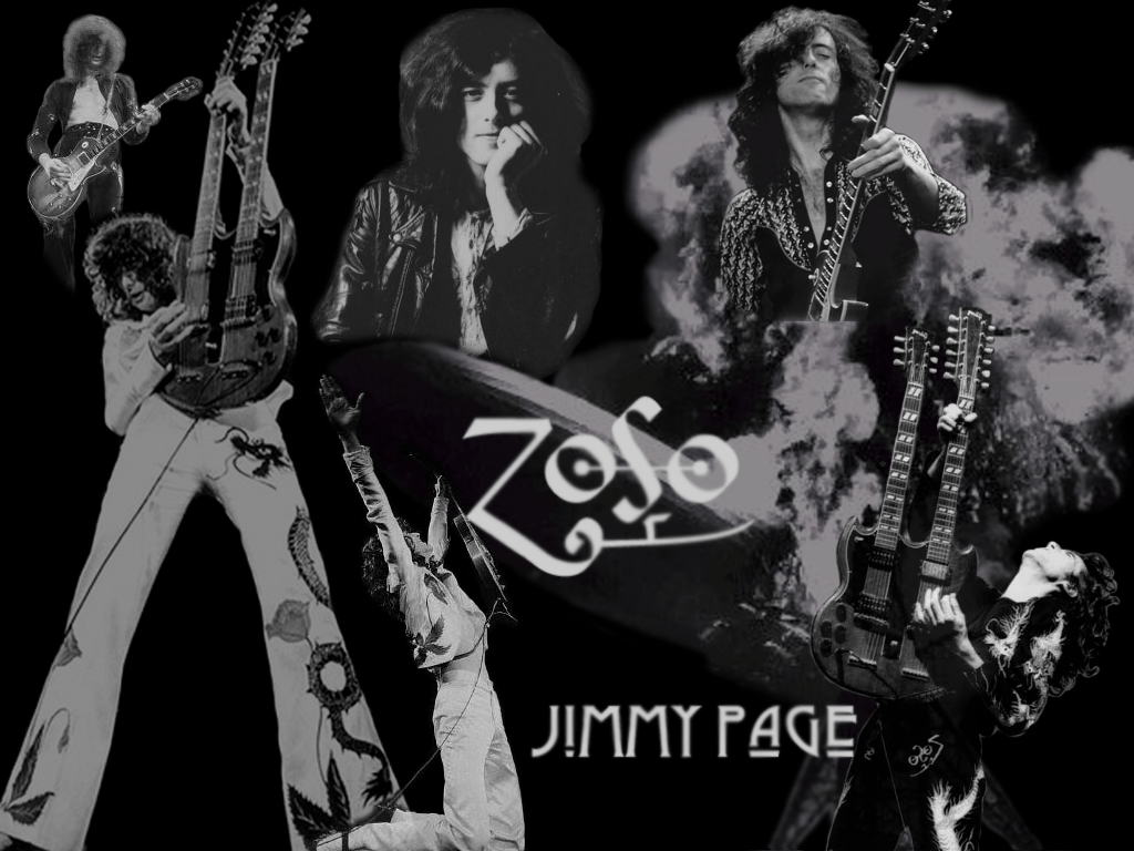 Jimmy Page Wallpapers 1024x768