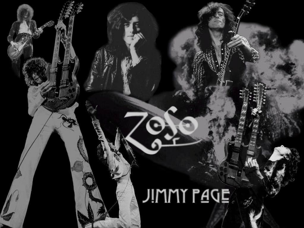 1024x768px Jimmy Page Wallpaper