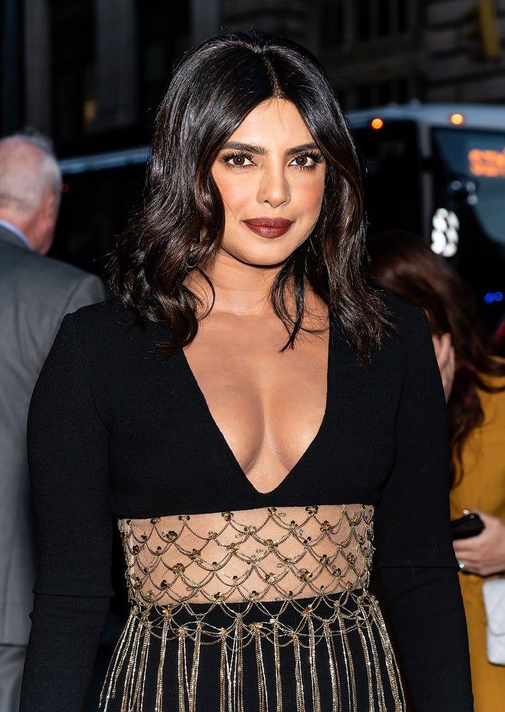 Priyanka Chopra Just Got The Ultimate Autumn Hair Makeover 727x1024