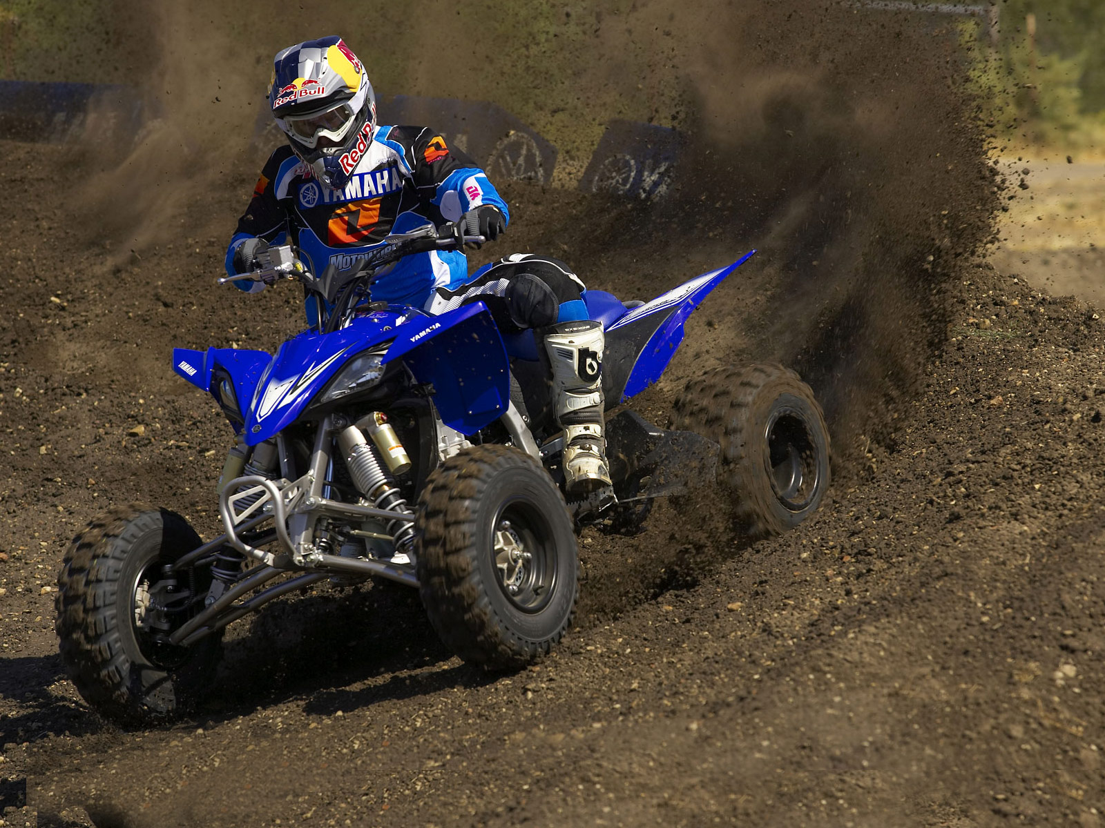 2010 YAMAHA YZF450R ATV Wallpapers specifications 1600x1200