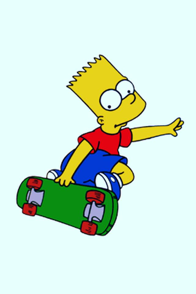 49+ Bart Simpson HD Wallpaper on WallpaperSafari