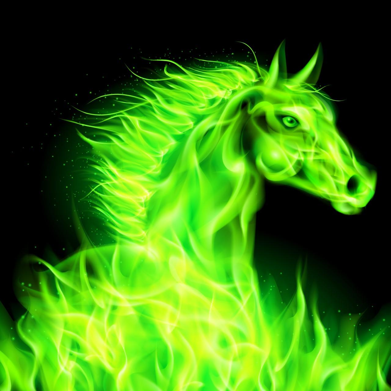 2014 Horses Calendar Horses 3D Designs Elsoar 1280x1280