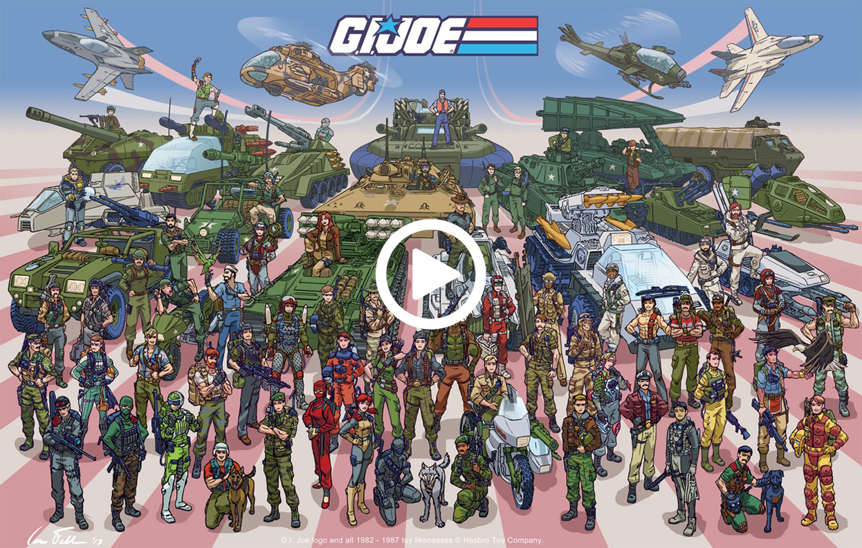 GI Joe wallpapers Comics HQ GI Joe pictures 4K Wallpapers 2019 1246x793