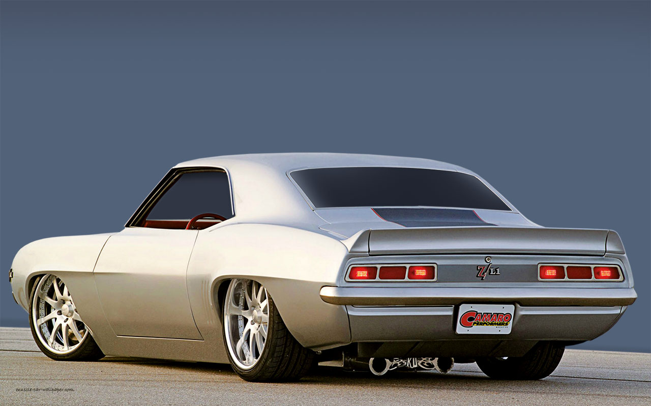 Muscle Car Wallpapers 1280x800