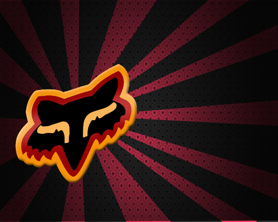 Fox Logo Wallpaper Fox logo by bfktoniq 900x720