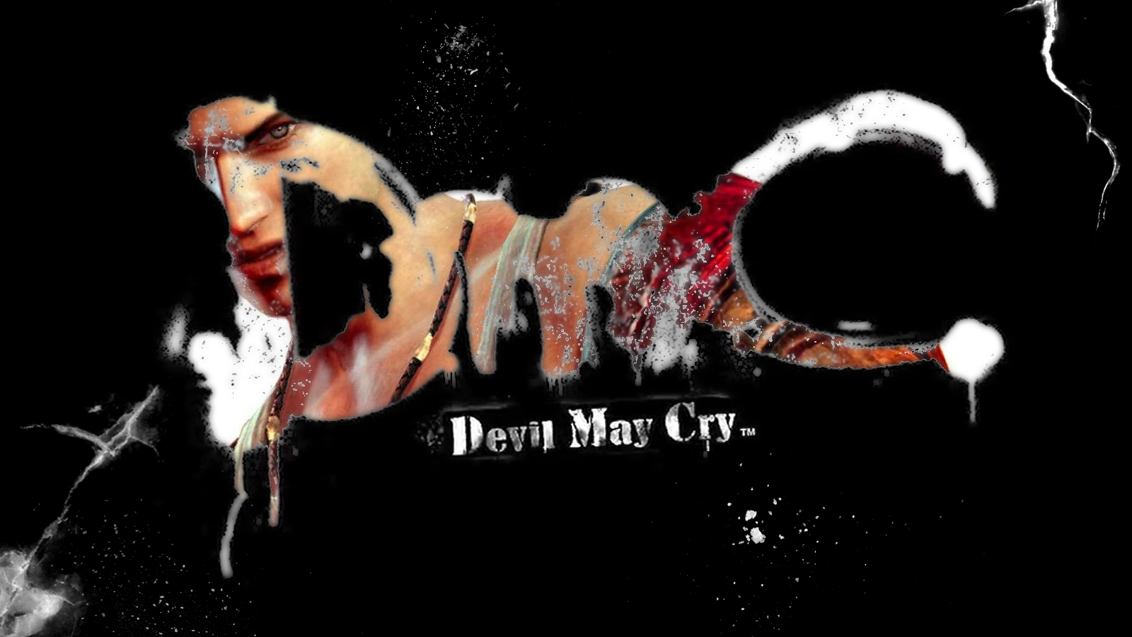 Beauty Re Rendered DMC Devil May Cry Wallpaper 1600x900
