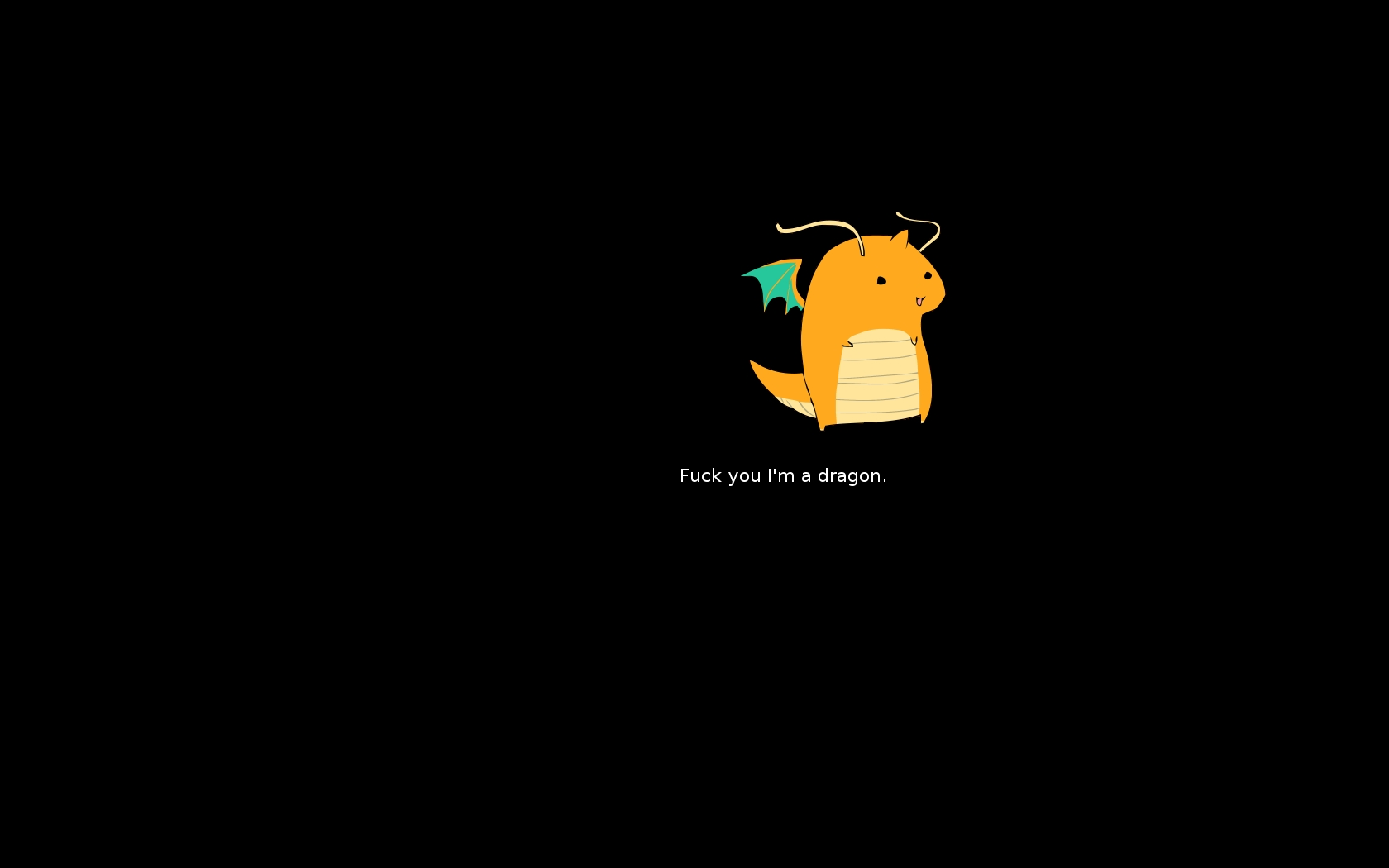 dragon funny twitter background share funny twitter background 1680x1050