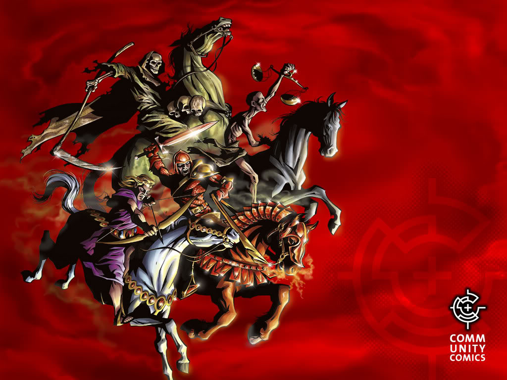 horsemen photo 4horsemen wallpaper1280jpg 1024x768