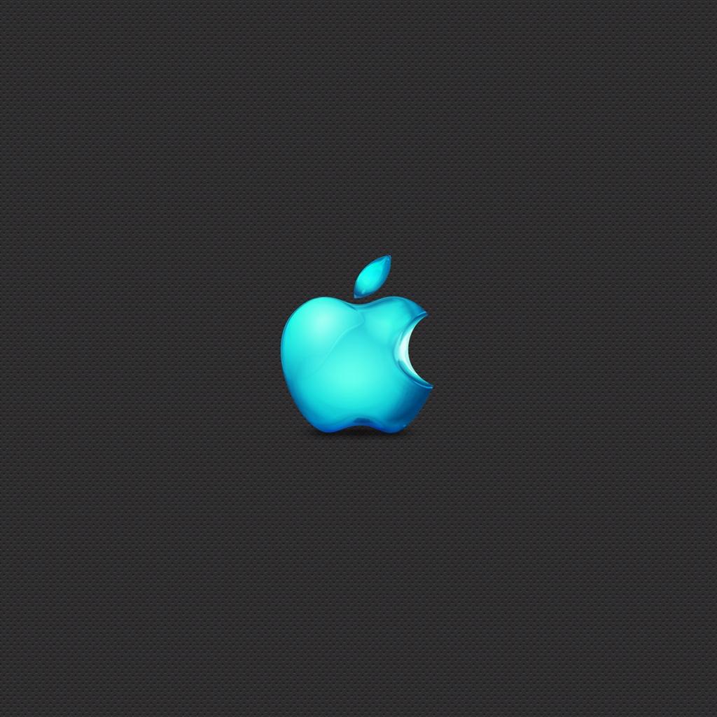 Apple Seablue Color iPad Wallpaper Download iPhone Wallpapers iPad 1024x1024