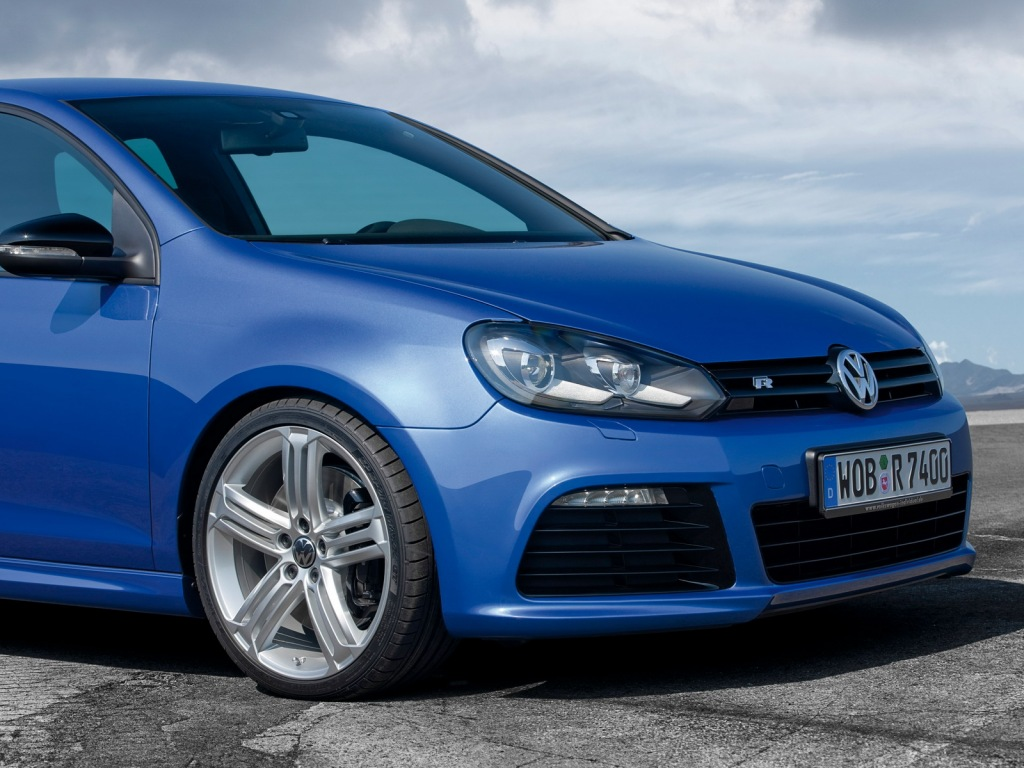 Volkswagen Golf R photos and wallpapers   tuningnewsnet 1024x768