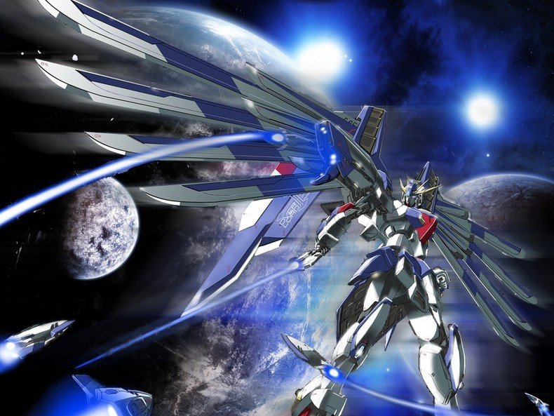 Mobile Suit Gundam Wing   gundam 790x593
