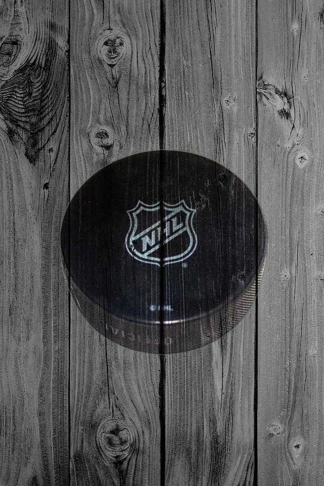 Download Nhl Hockey Puck Iphone 5 Wallpaper 640x960 640x960 46