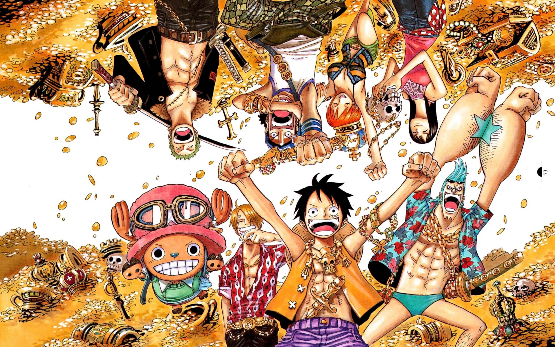 Anime wallpapers hd One Piece Mirror Anime Pict Background HD 1920x1200