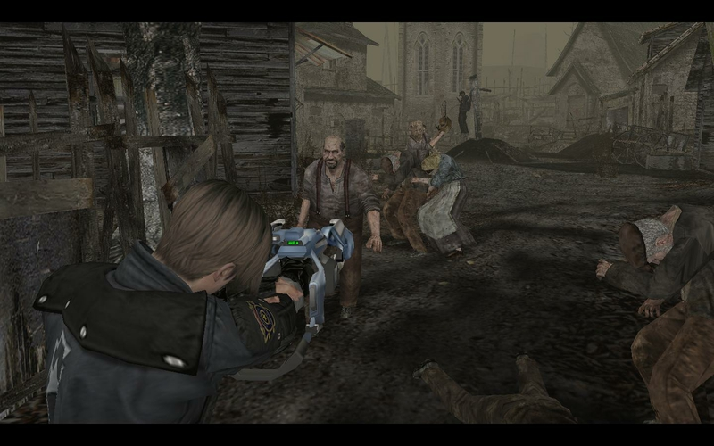Free Download Evil Resident Evil 4 Leonrpd Video Games Resident