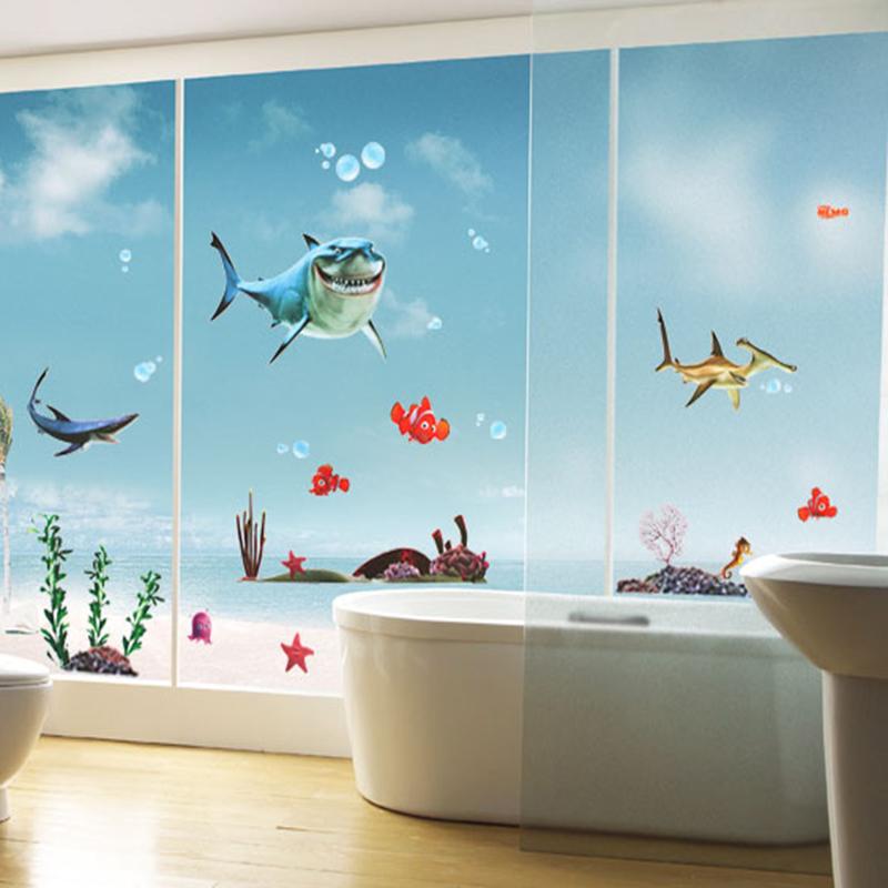 Waterproof wallpaper for shower wallpapersafari for Waterproof wallpaper for bedrooms