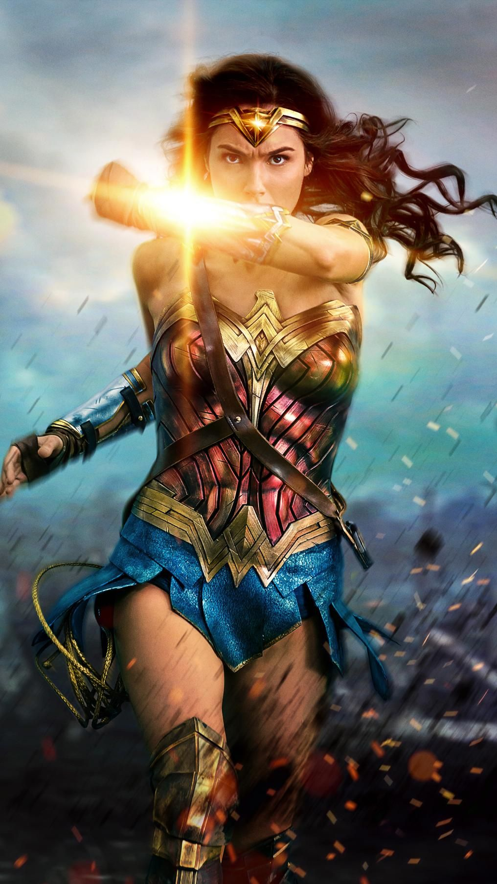 Wonder Woman 2017 Phone Wallpaper Moviemania Wonder woman 1016x1807