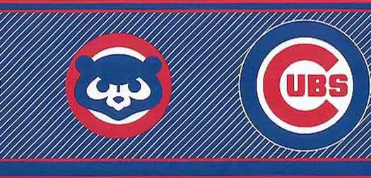 Chicago Cubs Wallpaper Border   Wallpaper Border Wallpaper inccom 525x252