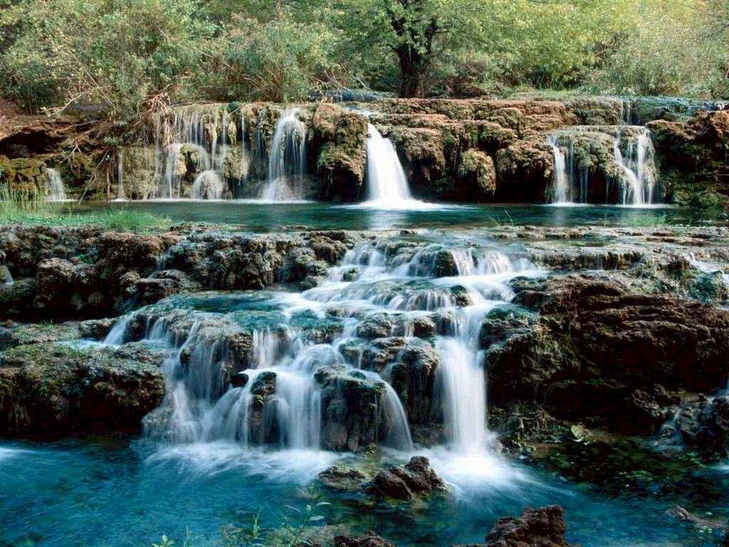 animated waterfall Waterfalls 1024x768