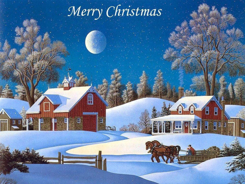 Desktop christmas wallpaper   SF Wallpaper 1024x768