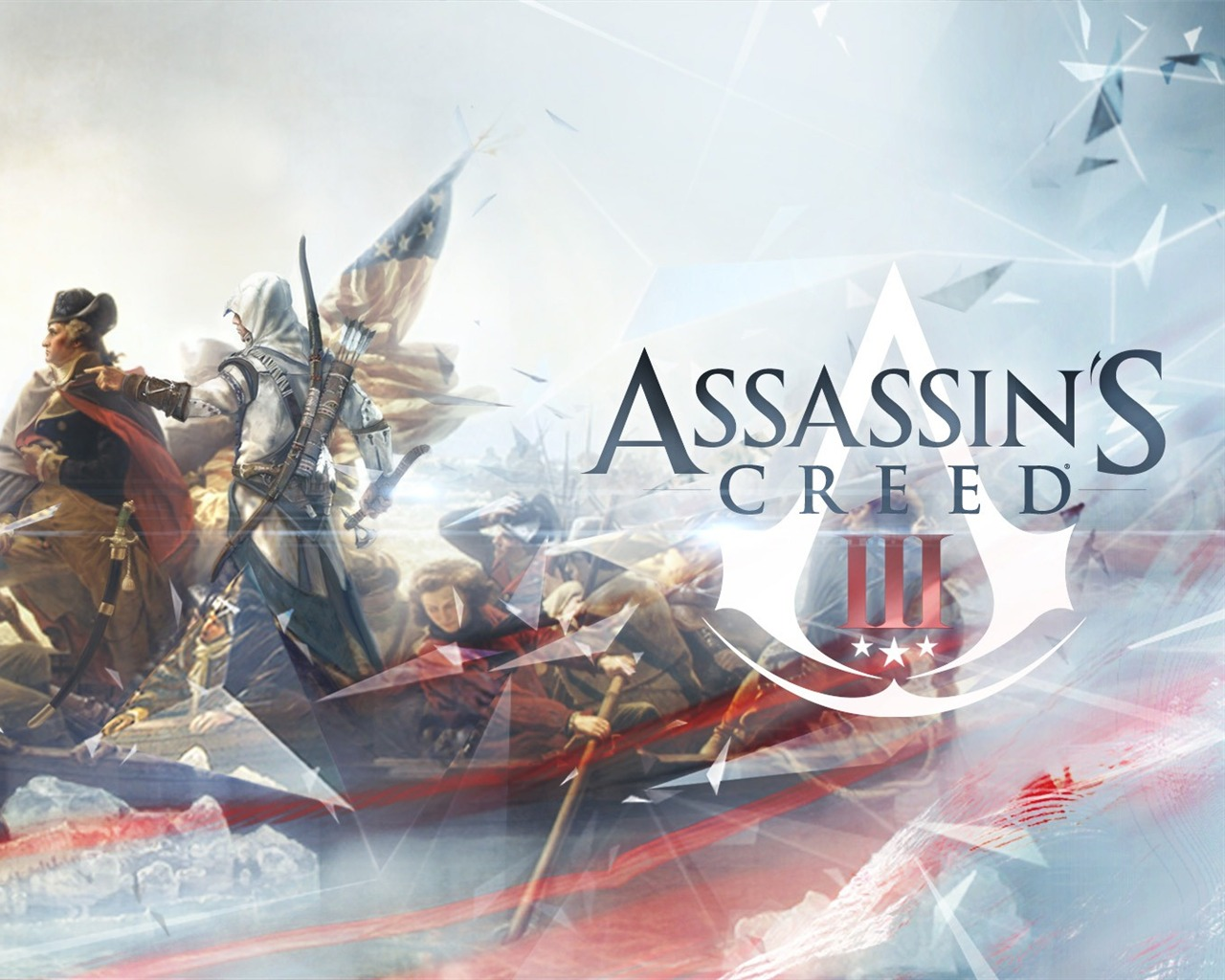 Assassins Creed 3 Game HD Wallpaper 03 Current Size 1280 x 1024 1280x1024