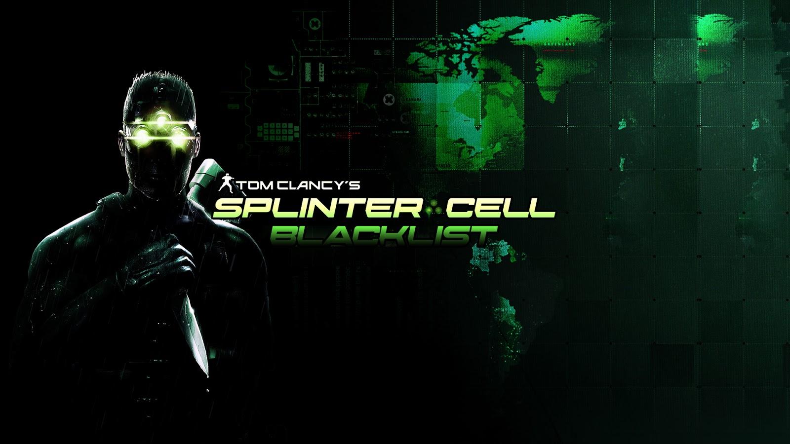 Splinter Cell Blacklist Wallpaper HD 1600x900