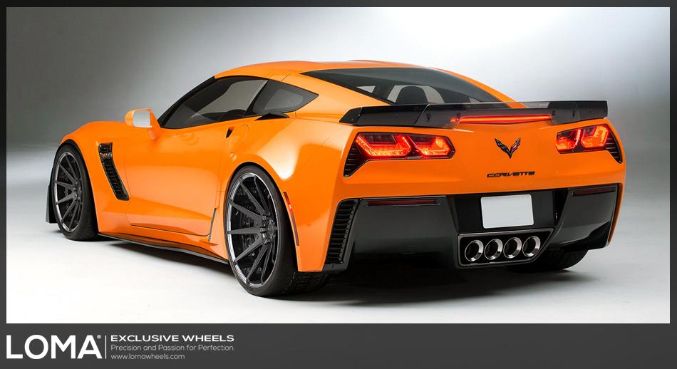 2015 corvette stingray z06. loma c7 corvette stingray body kits and wheels 2015 corvette stingray z06
