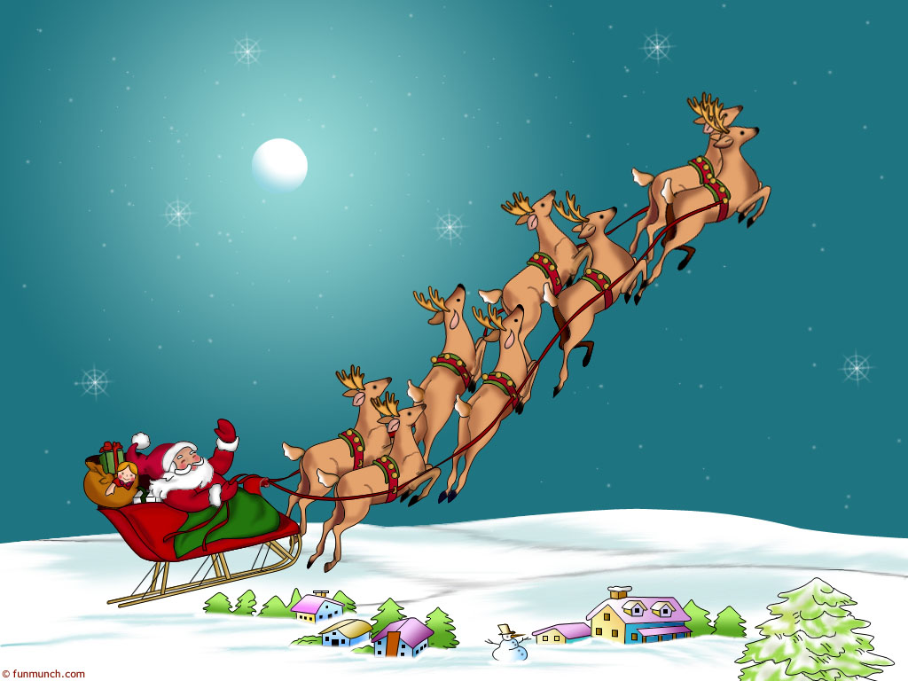 merry christmas wallpapers christmas wallpapers funny 1024x768
