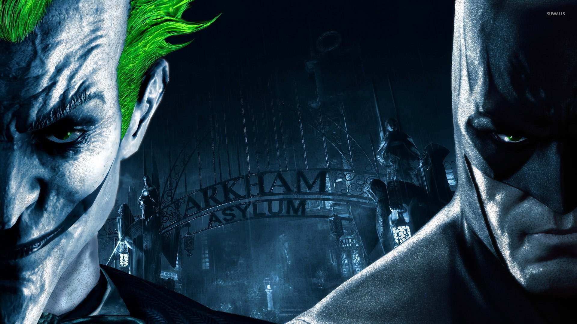 Batman Arkham Asylum wallpaper   Game wallpapers   3759 1920x1080