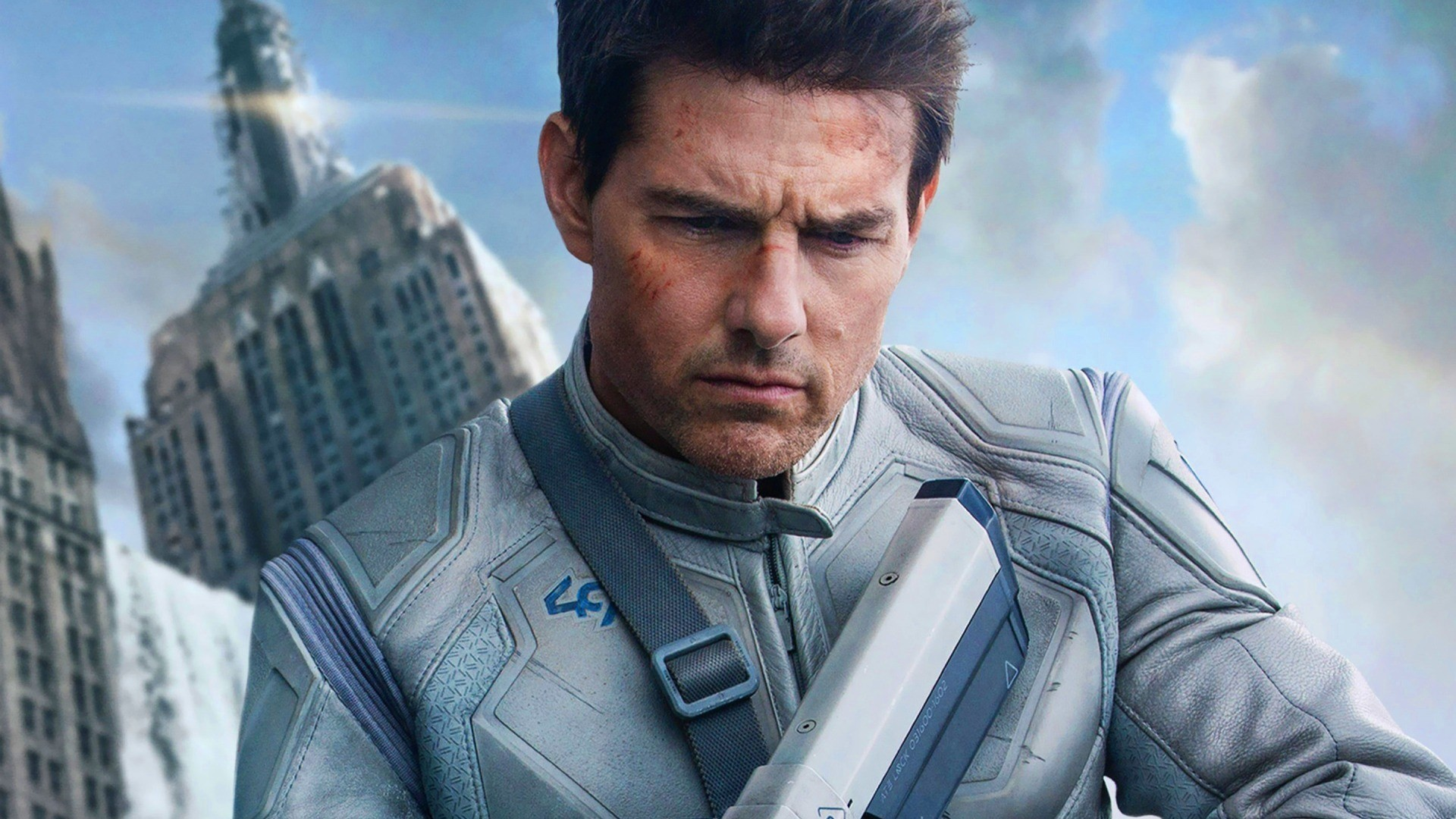 Oblivion Movie Tom Cruise Wallpaper HD Wallpapers 1920x1080