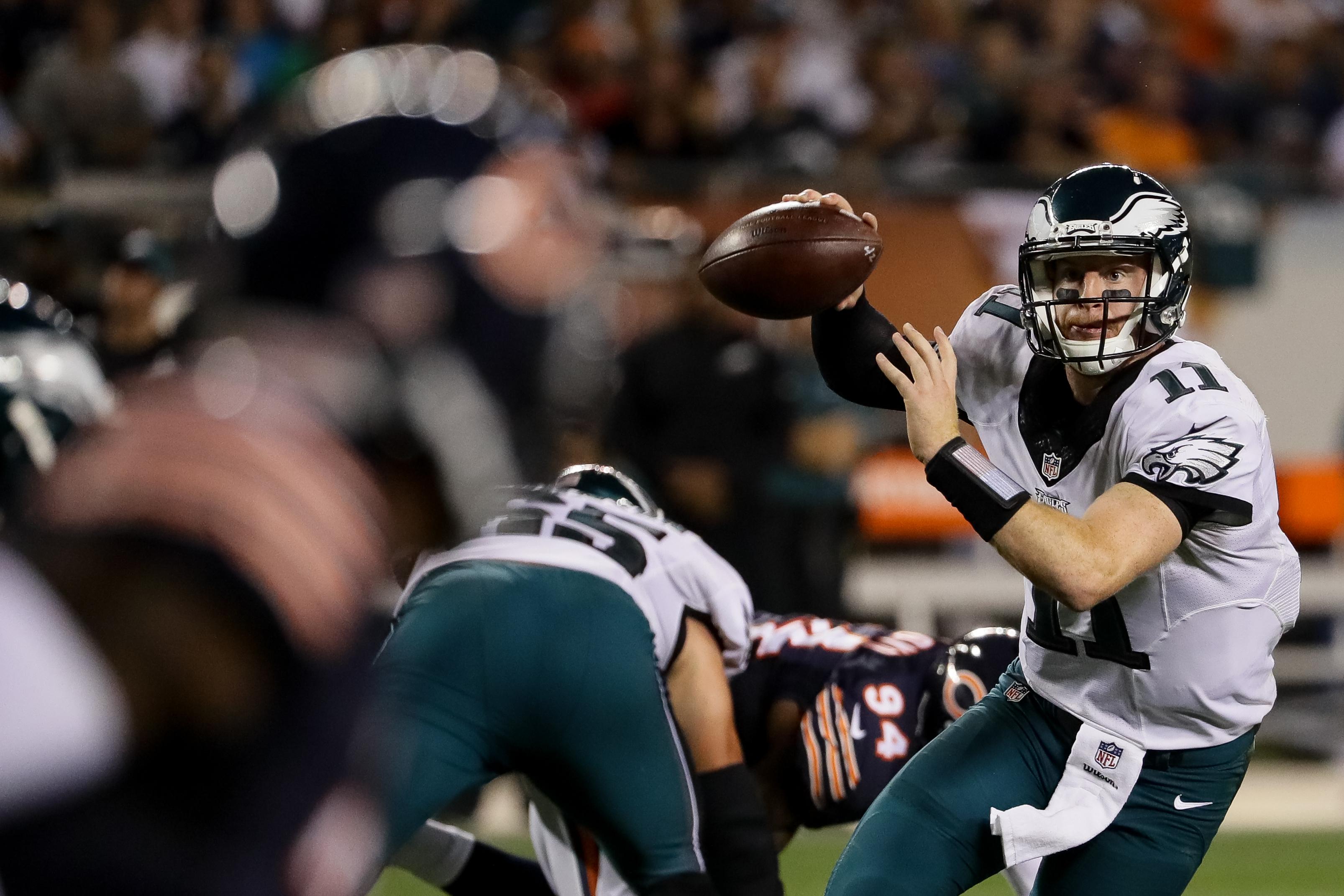 Carson Wentz comes through again as Eagles beat Bears 29 14 The 3213x2142