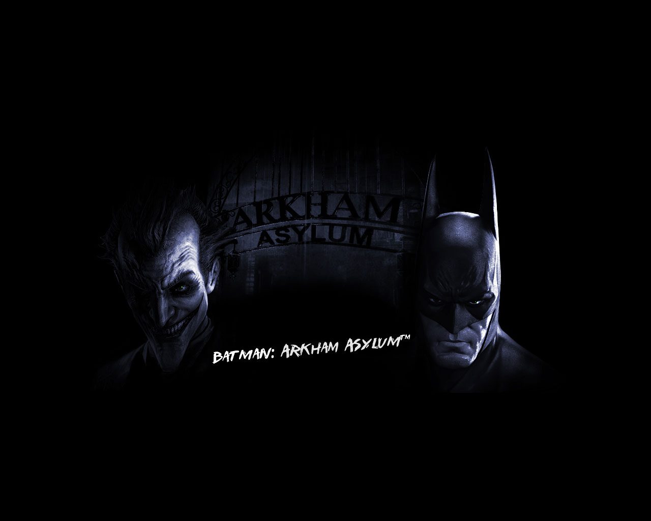 Batman Arkham Asylum Joker Wallpapers 5919 Hd Wallpapers in Games 1280x1024