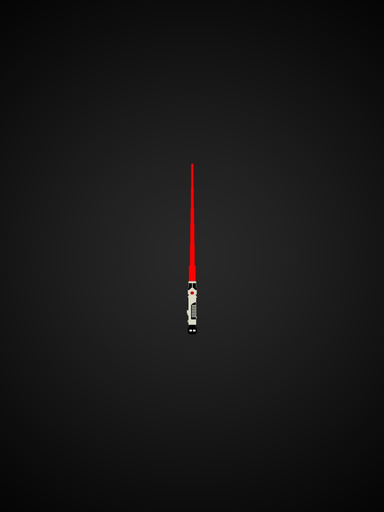 768x1024 Star Wars Light Saber Drawing Ipad wallpaper 768x1024