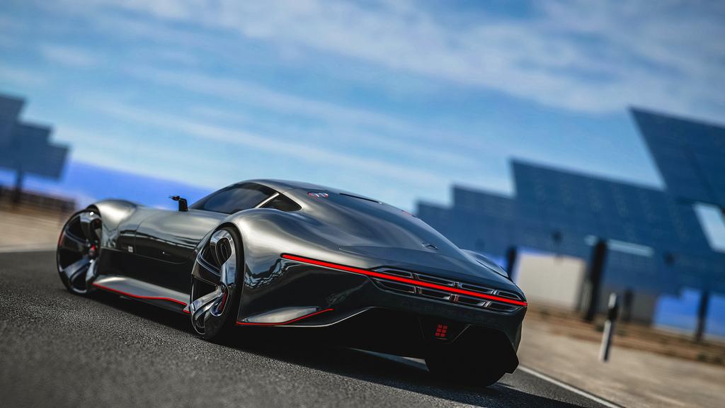 Mercedes Benz AMG Vision GT Gran Turismo 6 Nicolas 1024x576
