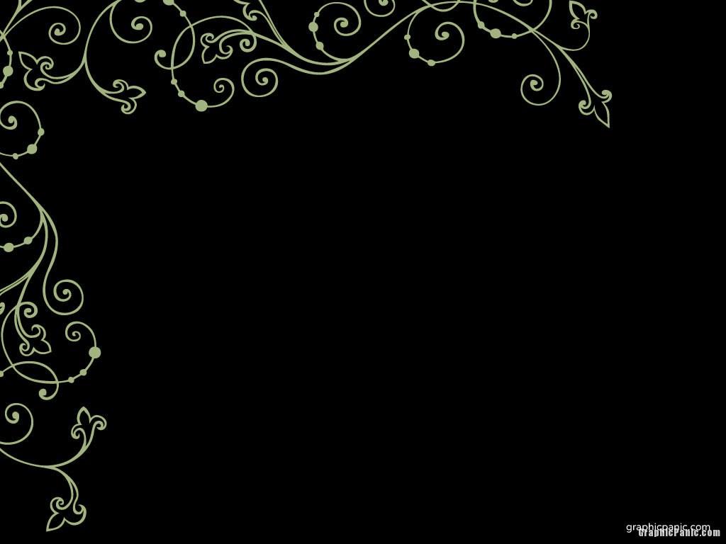 Dark Black Background PowerPoint Background Templates 1024x768