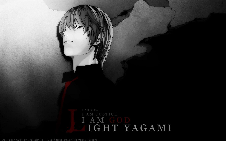 Light Yagami Wallpapers 2880x1800