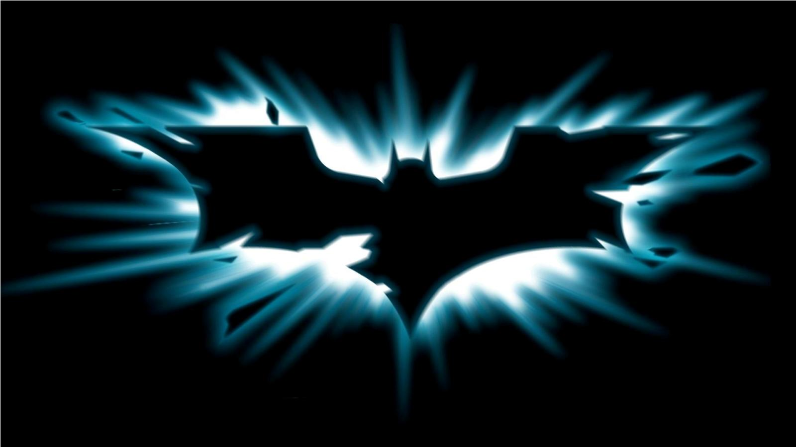 Cool Batman Logo Wallpaper Superhero Logo Batman Wallpaper HDjpg 1600x900