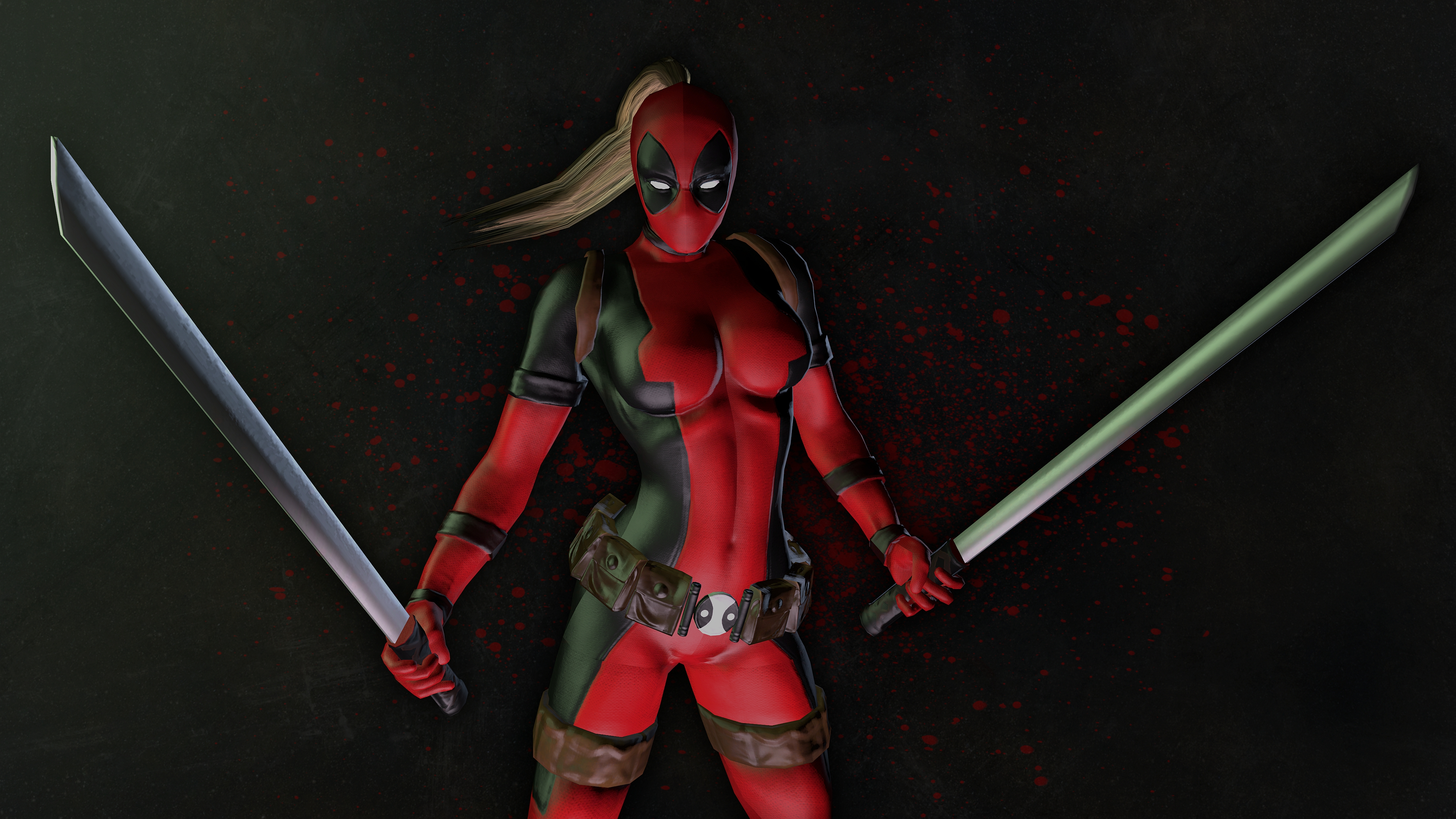 Request] Deadpool Xbox One Backgrounds 4100x2306