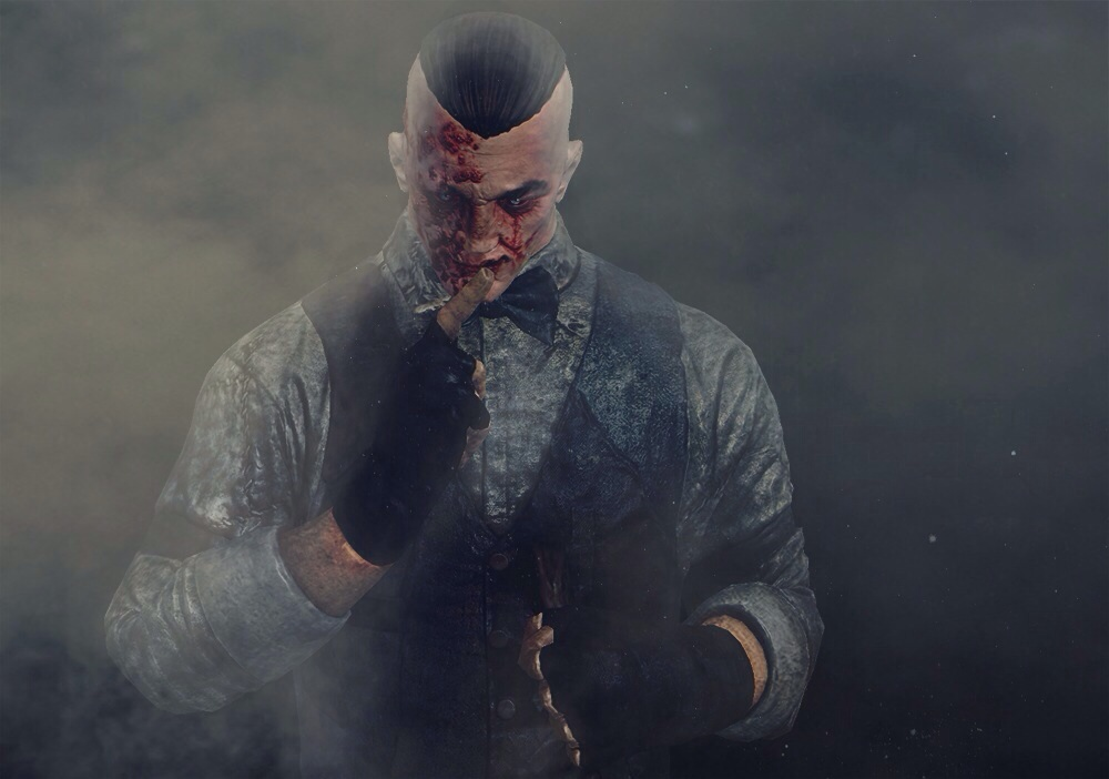 Outlast Images Eddie Gluskin Hd Wallpaper And Background   Outlast 1000x702
