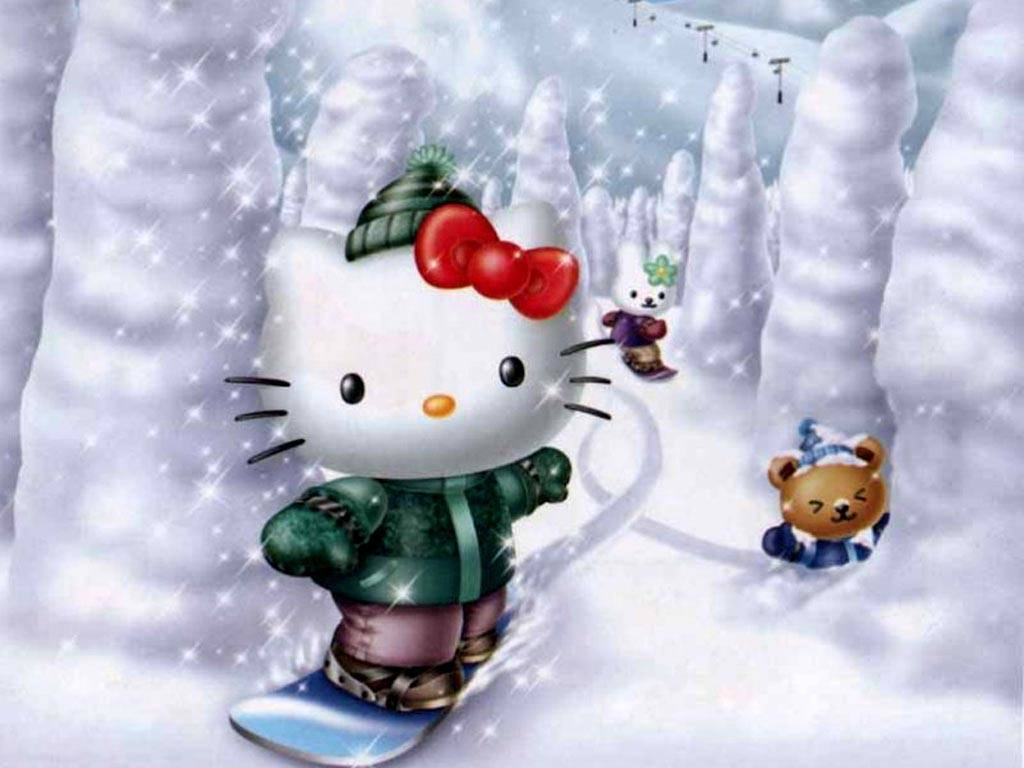 Desktop Wallpapers Hot Photos Hello Kitty Desktop Wallpaper 1024x768