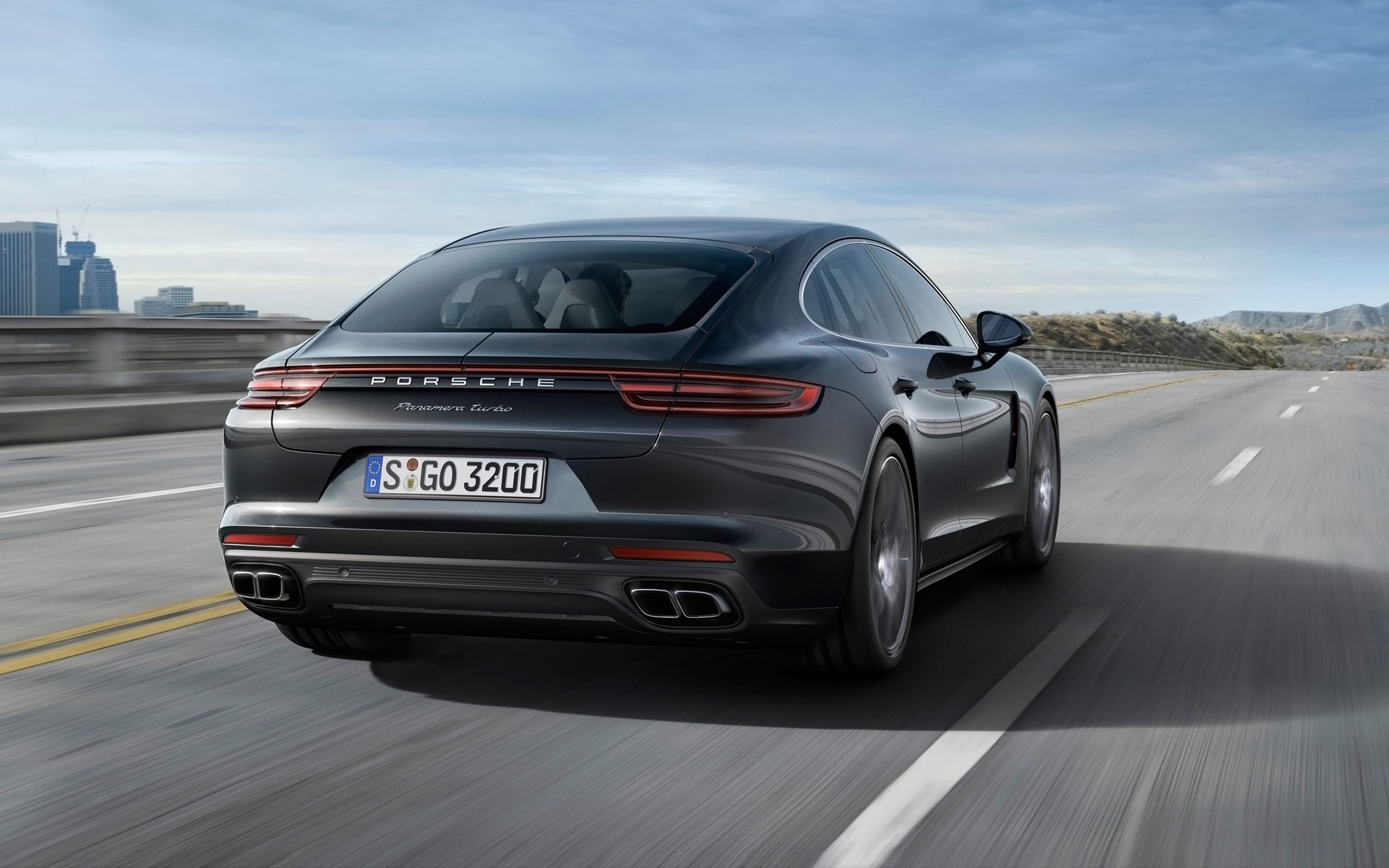 Porsche Panamera Turbo Wallpaper 23   2560 X 1600 stmednet 2560x1600