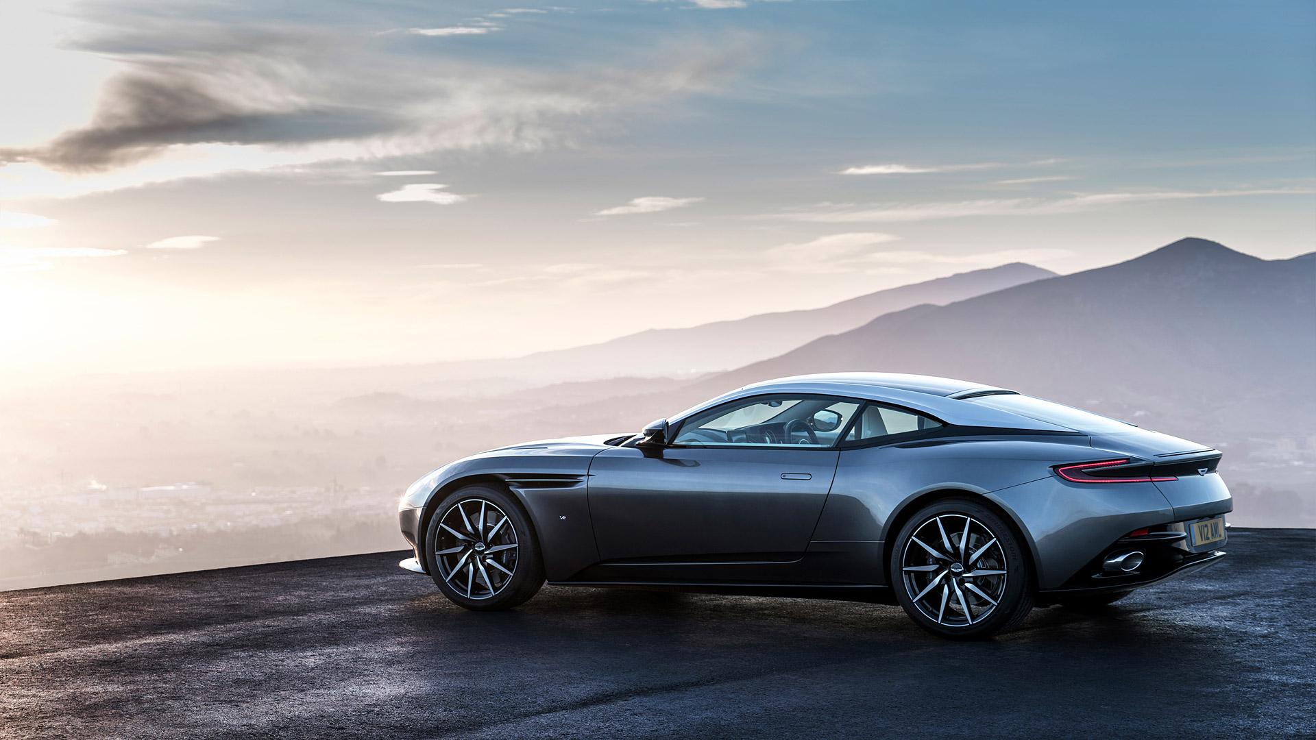29 Aston Martin Db11 Wallpapers On Wallpapersafari