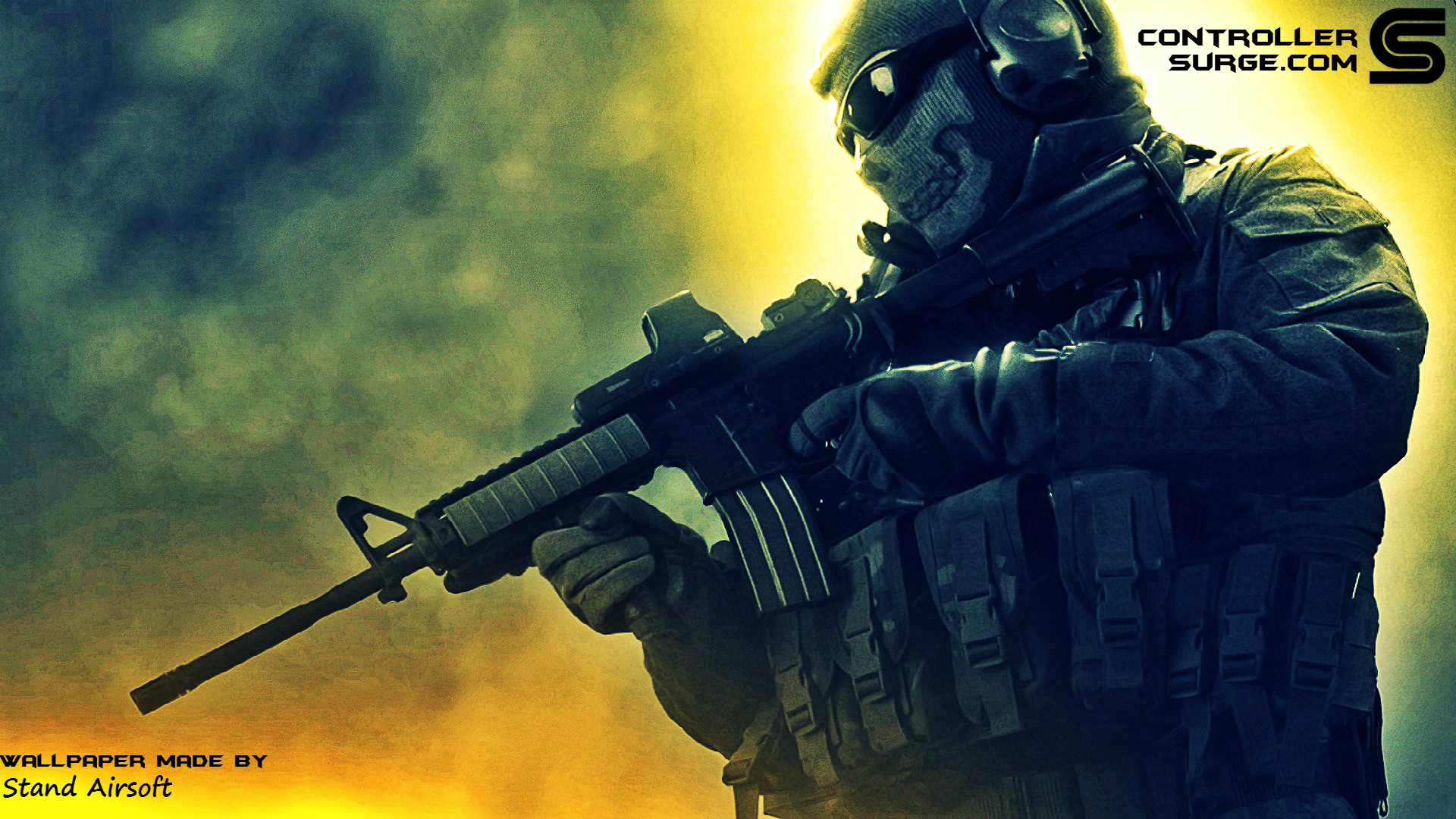 Airsoft Wallpapers 4K 1920x1080   4USkY 1920x1080