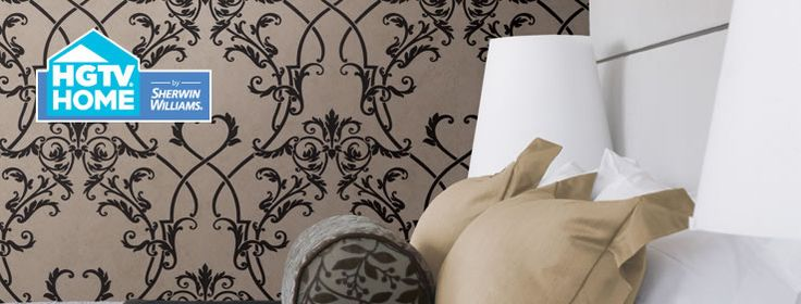 Sherwin Williams Easy Change Wallpaper   remove simply by pulling off 736x280