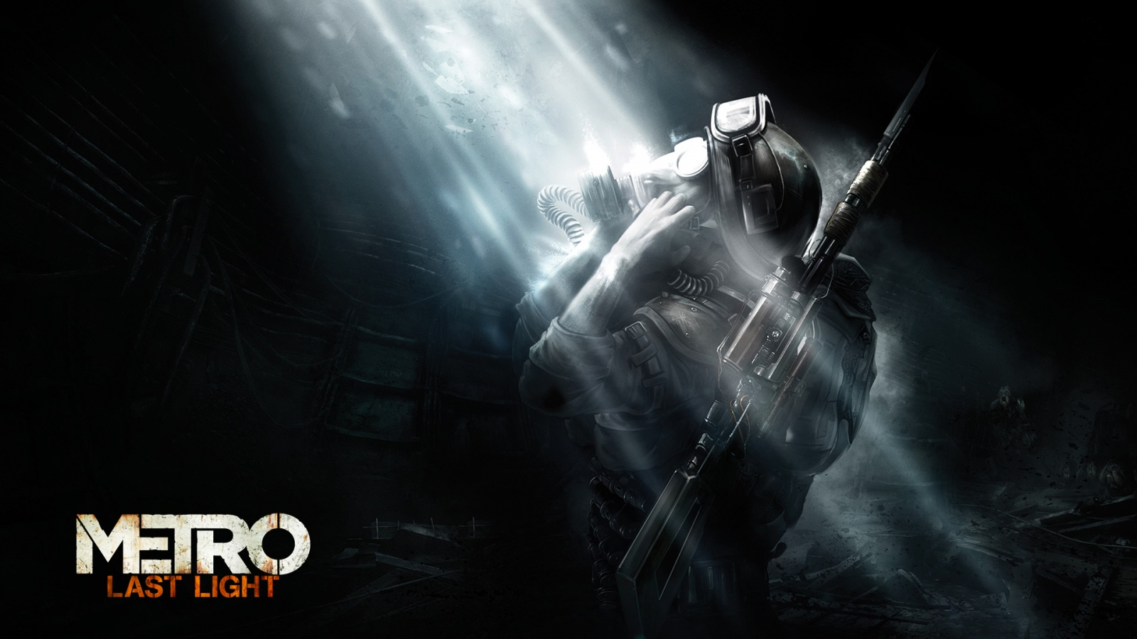 Metro Last Light 2013 Game Wallpapers HD Wallpapers 1600x900