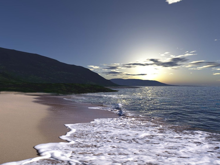 Tropical Beach   Bing Images Beaches Pinterest 736x552