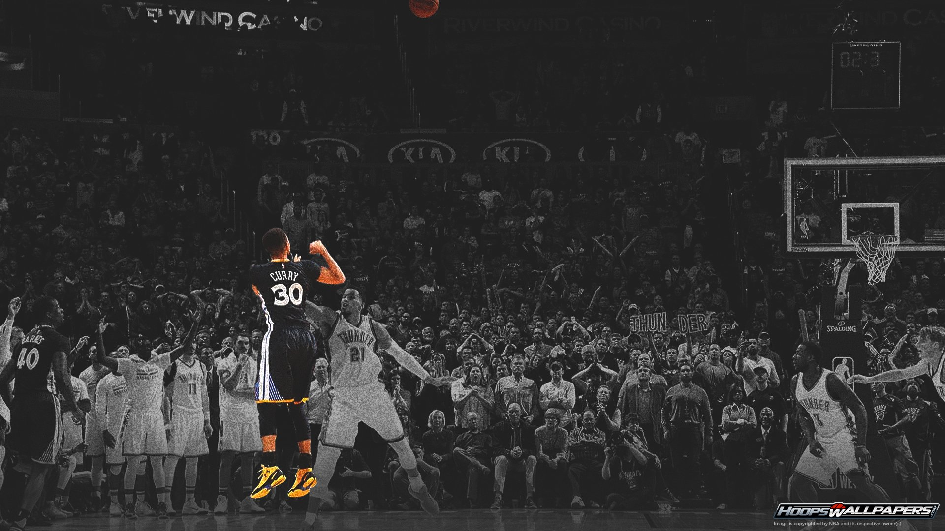 Stephen Curry Wallpaper HD 2016 - WallpaperSafari