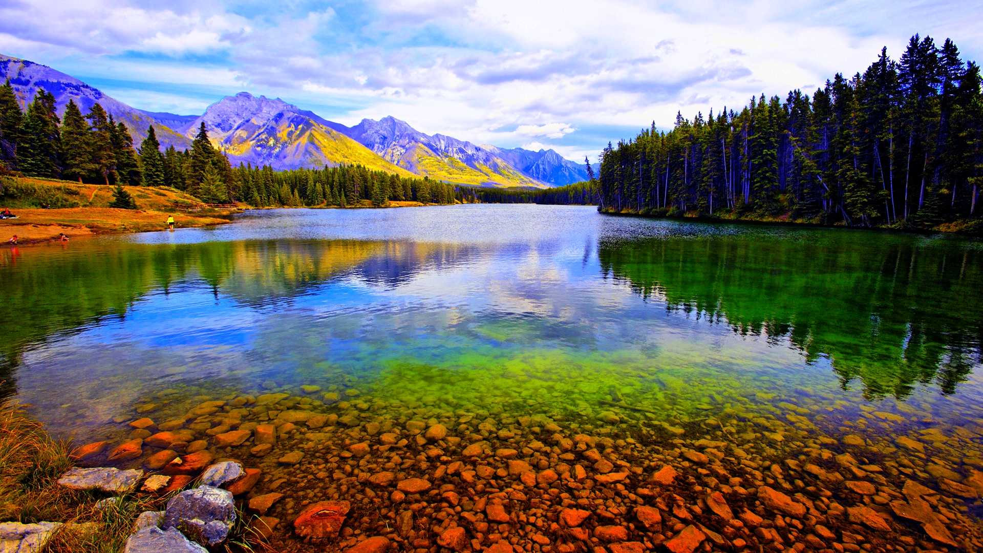 parque nacional banff fondo de pantalla   ForWallpapercom 1920x1080